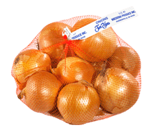 onions package
