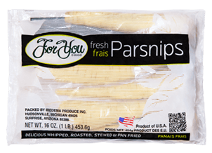 parsnips package